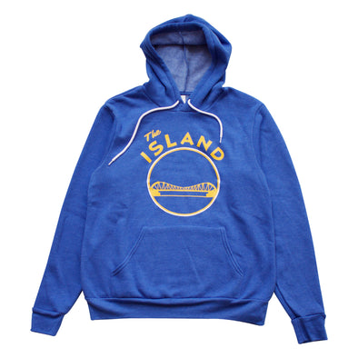 THE ISLAND ADULT PULLOVER HOODIE