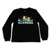 ALAMEDA CITYSCAPE KIDS LONG SLEEVE TEE