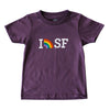 I RAINBOW SF KIDS SHORT SLEEVE TEE