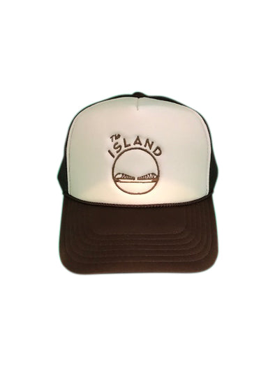 THE ISLAND FOAM TRUCKER HAT