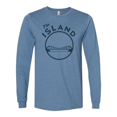 THE ISLAND TONAL LONG SLEEVE