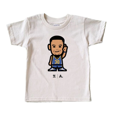 WEMOJI KIDS SHORT SLEEVE TEE - CURRY #30