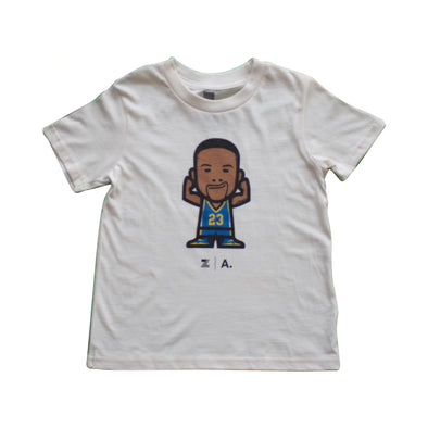 WEMOJI KIDS SHORT SLEEVE TEE - GREEN #23