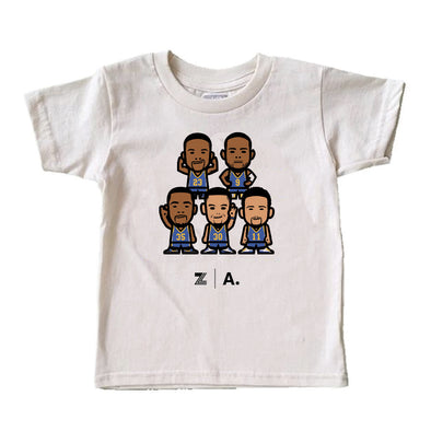 WEMOJI KIDS SHORT SLEEVE TEE - TEAM