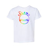 THE ISLAND KIDS COTTON SHORT SLEEVE TEE