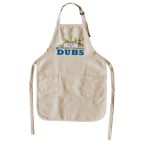NEW! DUBS47 APRON