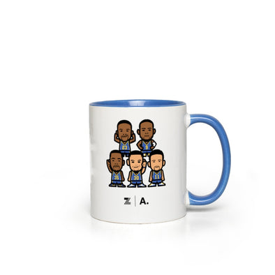 Wemoji Team Accent Mug