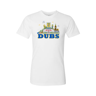(DTG) NEW! DUBS47 MENS SS TEE