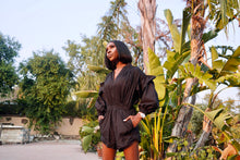 Load image into Gallery viewer, Malia| Long Sleeve Romper
