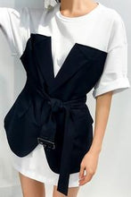 Load image into Gallery viewer, Kelly| Blazer Shirt Dress
