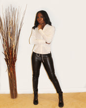 Load image into Gallery viewer, Roz| Faux Leather Pants
