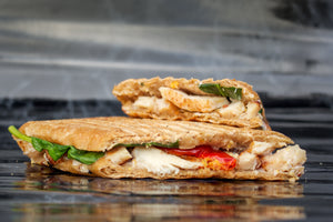 Roasted Chicken Sour Dough Sandwich