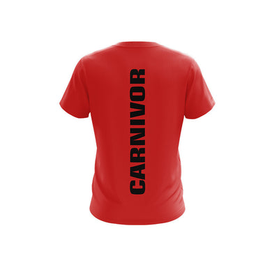 Carnivor Spinal T-Shirt - Back