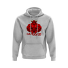 CARNIVOR BULL Hoodie - Heather Gray