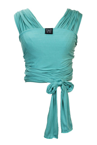 classic carrier wrap · turquoise