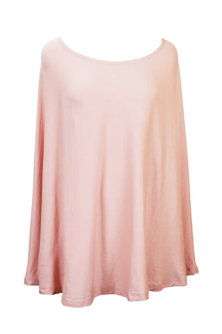 nursing wrap · blush