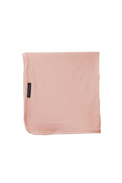 swaddle wrap · blush