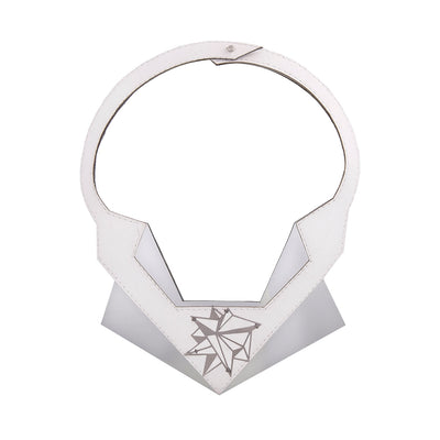 Silver Cliff Necklace - Kowli Shop