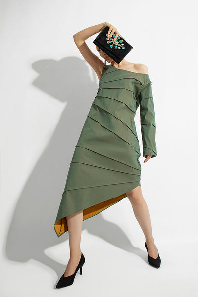 Green Madness Dress - Kowli Shop