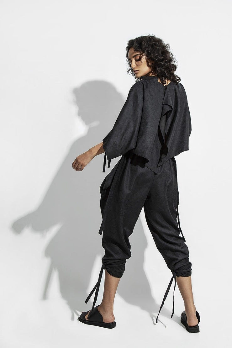 Trendy Black Jumpsuits