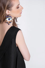Abroo Kamoon Earrings - Kowli Shop