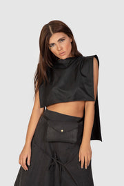 Black Square Top