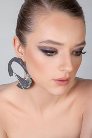 Out of the Grey Single Earring - Kowli Shop