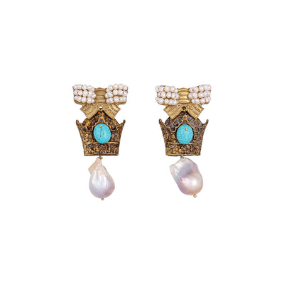 One Thousand and One Nights Earrings - Kowli Shop