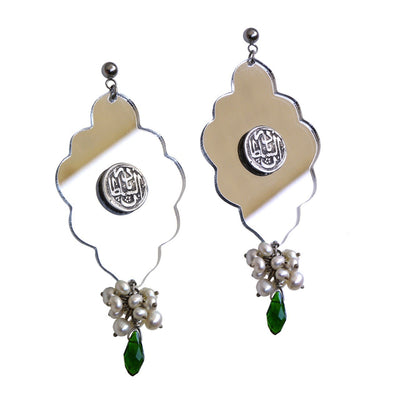 Delsha Earrings - Kowli Shop