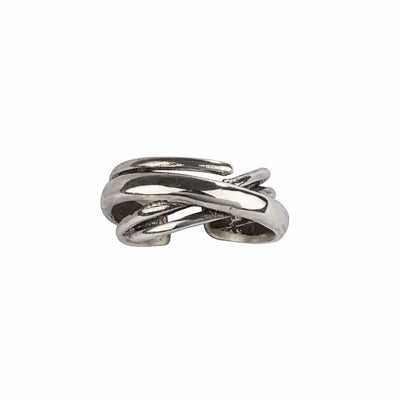 Wrap Around Silver Ring