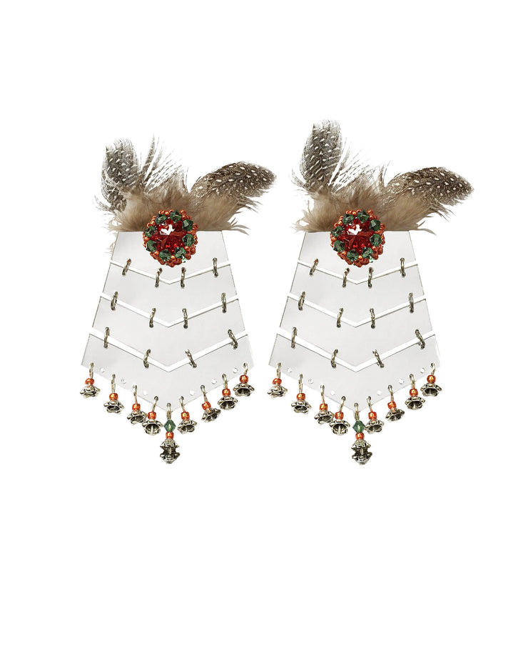 Zereh Earrings - Kowli Shop