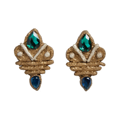 AlamTaj Afat Earrings