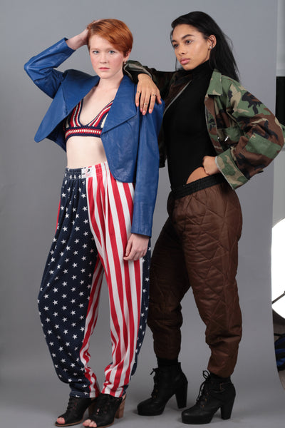 Stars and Stripes Shoot  BTS