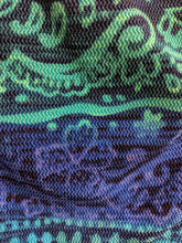 Swim Systems Blue Paisley Bikini Bottom - Closet Freekz