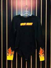 Never Regret Flame Bodysuit