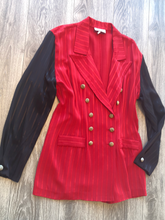 Custom Dani Michaels Blazer (Red and Black)