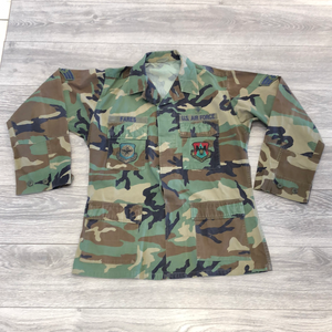 U.S Air Force Camo Patches Jacket