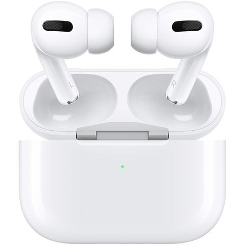 Apple AirPods Pro with Active Noise Cancellation for immersive sound