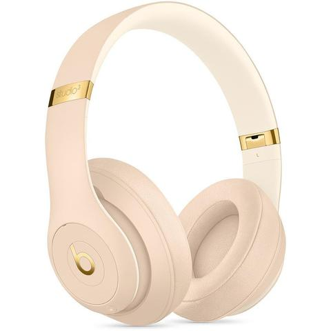 Beats Studio3 Wireless Noise Cancelling Over-Ear Headphones (Desert Sand)