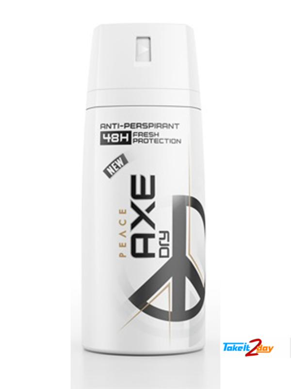 Axe Peace Dry Deodrant Spray 150 ML