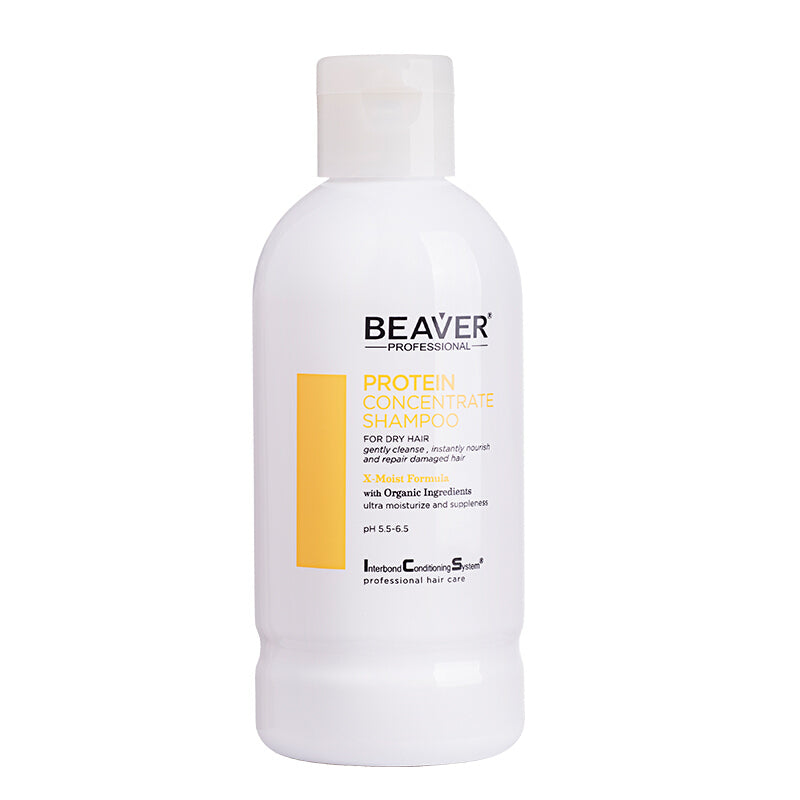 Beaver Protein Concentrate Shampoo 300 ML