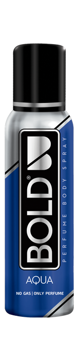 Bold Life Aqua Perfume Body Spray 120 ML