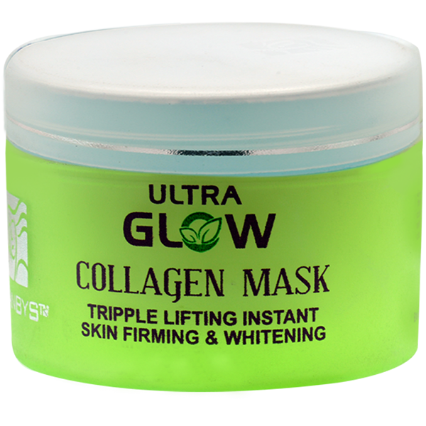 Danbys Ultra Glow Herbal Collagen Mask