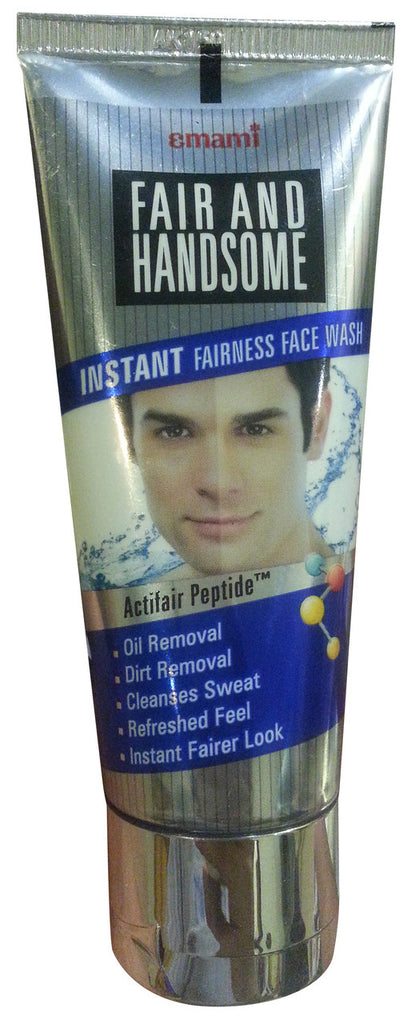 Emami Fair And Handsome Instant Fairness Face Wash