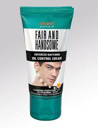 Emami Fair and Handsome Advanced Whitening Oil Control Cream
