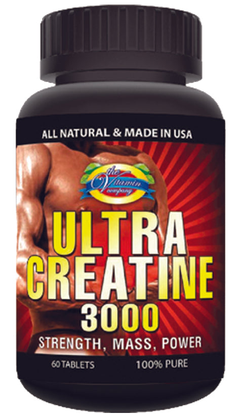 The Vitamin Company Ultra Creatine 3000 (60 Tablets)