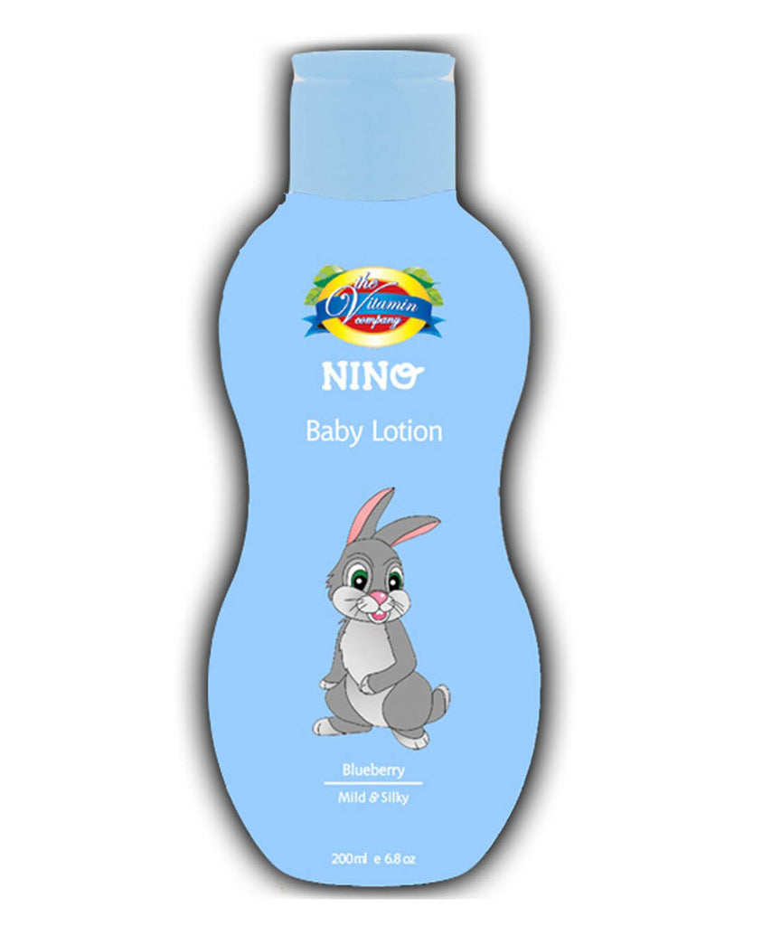 The Vitamin Company Baby Lotion Blueberry 200 ML