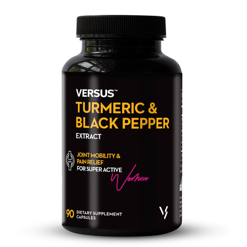 Versus Turmeric and Black Pepper Extract 90 Capsules