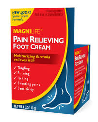 MAGNILIFE PAIN RELIEVING FOOT CREAM