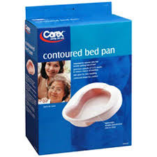 Carex Bed Pan